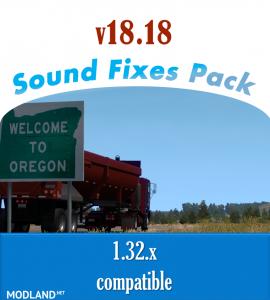 Sound Fixes Pack v18.18 , 1 photo