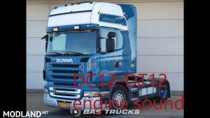 Scania DC12-DT12 sound for 1.37, 1 photo