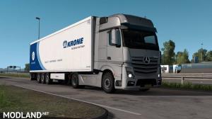 Mercedes Actros OM471 engine sound release 2019/04/28, 1 photo