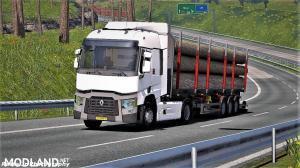 Renault Range T Improved Sound