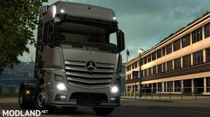 MB Actros MP4 sound update 03-12-18