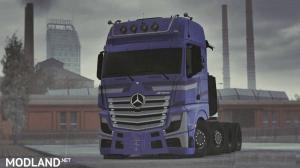 Mercedes Actros Stock Sound [1.33]