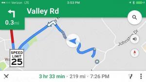 Google Maps Voice Navigation (US English), 1 photo