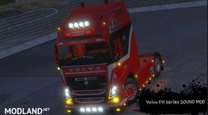 Volvo FH series SOUND MOD, 1 photo