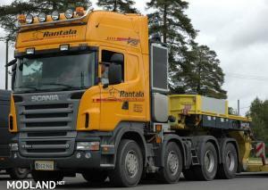 Scania R and Streamline Real V8 Sound, 1 photo