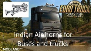 Downloading Real Indian Horns for Buses and Trucks