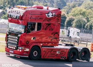 Scania Ghost Crackle Open Pipe v 2.5