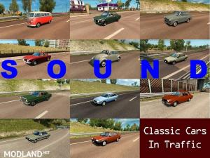 Sounds for Classic Cars Traffic Pack by TrafficManiac v 1.2