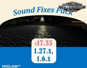 Sound Fixes Pack v 17.35.1 - External Download image