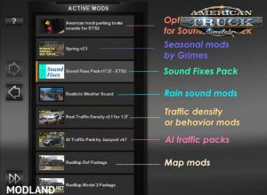 Sound Fixes Pack v 17.35.1, 3 photo