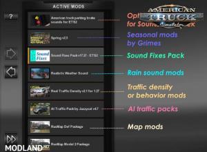Sound Fixes Pack v 17.35.1, 3 photo
