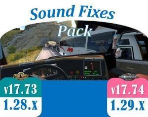 Sound Fixes Pack v 17.74