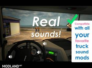 Sound Fixes Pack v 19.0O – ATS for V1.34.x, 2 photo