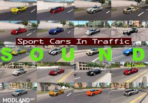 Sound mod for sport cars v 1.0