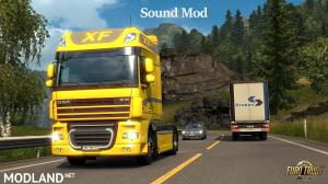 DAF XF Paccar MX mod updated , 1 photo