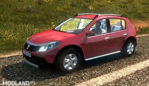 Dacia Sandero 2010, 1 photo