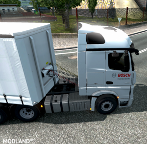 Bosch Skin 1.35 to 1.37 FOR MB ACTROS MP4