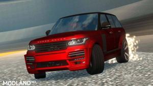 Range Rover Startech 2018 v 2.0