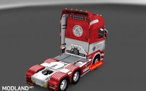 Scania RJL V8 AFC Ajax [LazyMods] , 2 photo