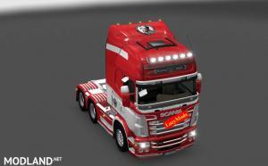 Scania RJL V8 AFC Ajax [LazyMods] , 1 photo