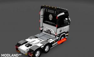 Scania RJL V8 Juventus [LazyMods] , 2 photo