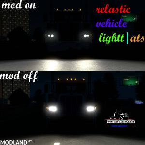 real light for all truck and traffic 1.33-1.32