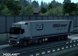 VTS Transport & Logistics Combo SkinPack v 2.0
