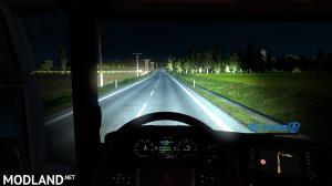 ALEXD 6500 K Scania S Lights v 1.0, 1 photo
