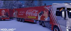 Vintage Coca Cola Skins for Owned Trailers