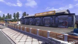 Custom large garage Type B