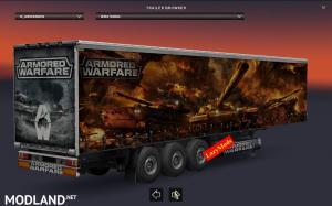 Armored Warfare Trailer by LazyMods , 1 photo