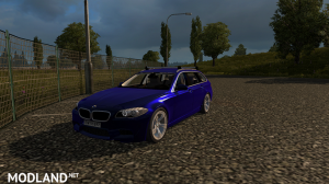 BMW M5 Touring V2.3, 1 photo