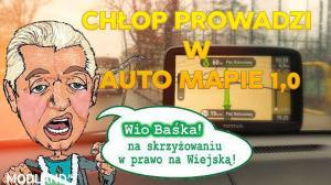 Polish Voice CHŁOP PROWADZI W AUTO MAPIE 1.0