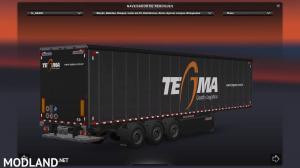 Trailer Container Fruehauf - Brasil Companies, 1 photo