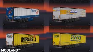 Trailer Container Fruehauf - Brasil Companies, 2 photo