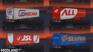 Trailer Container Fruehauf - Brasil Companies, 4 photo