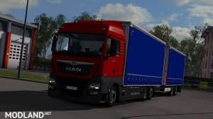 DLC Krone BDF addon for MAN TGX E6 BY MADSTER, 4 photo