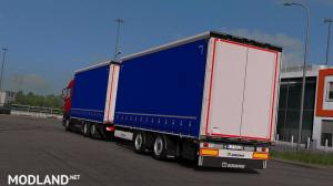 DLC Krone BDF addon for MAN TGX E6 BY MADSTER, 2 photo