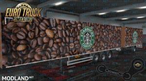 Starbucks Coffee Ownership Trailer Skin