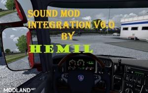 Sound Mod Integration v 6.0