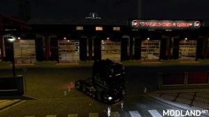 TruckSim Map garage v 1..0