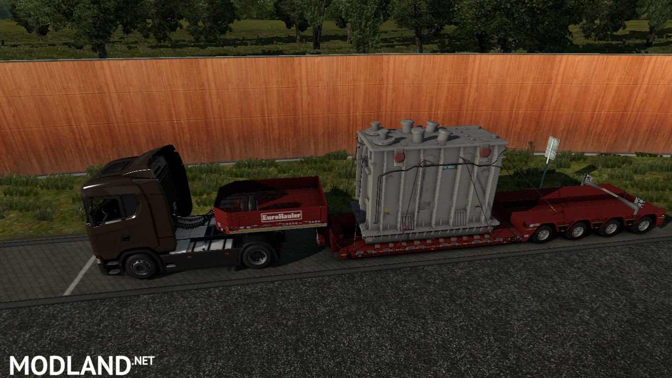 DLC Heavy Cargo in Traffic 2 0 for ETS2 1 32 x & 1 33 x mod