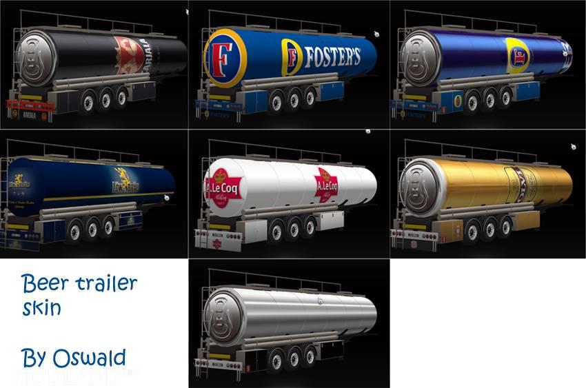Drink Cistern Mod For Ets 2