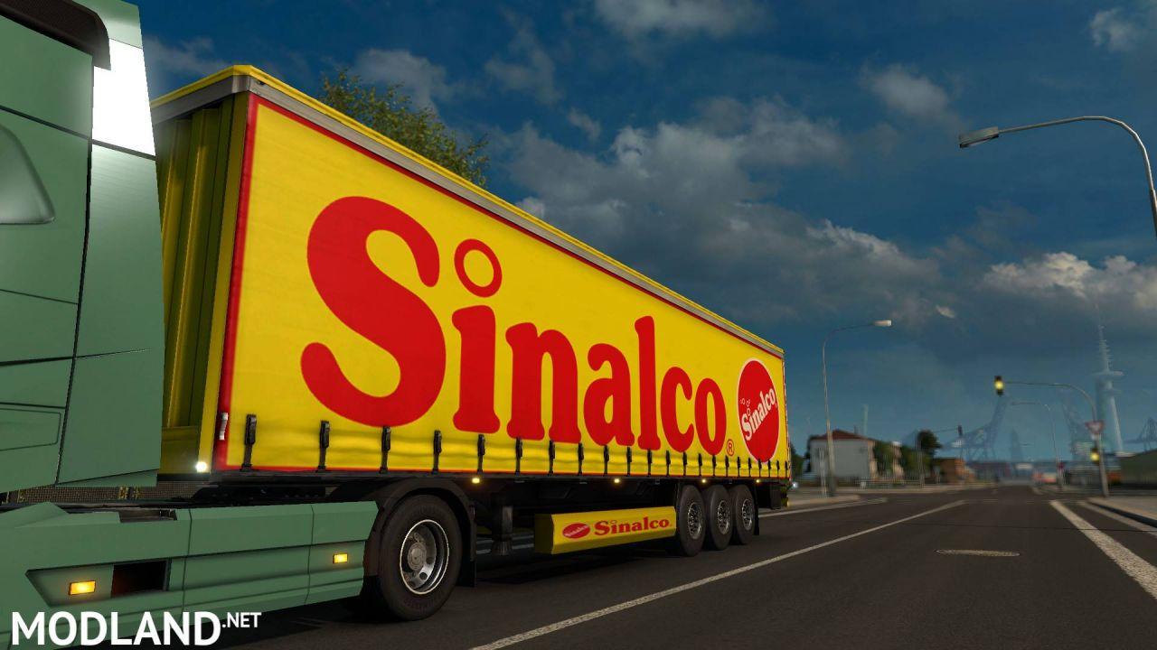 Sinalco Trailer