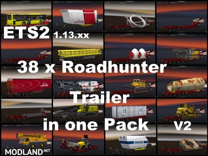 RoadHunter Trailer Pack