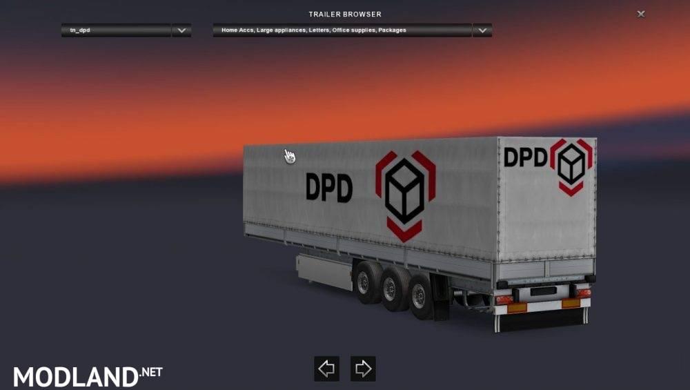 DPD Trailer
