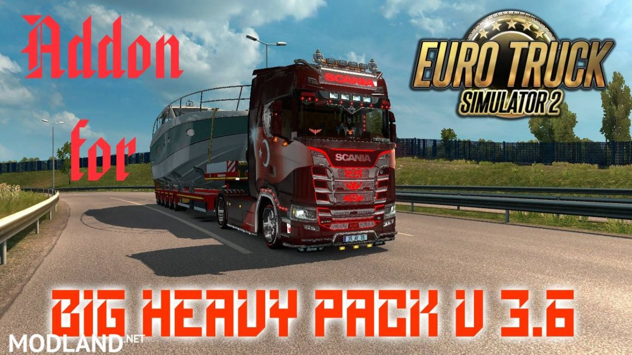 Addon for the Big Heavy Pack v3.6 from Blade1974