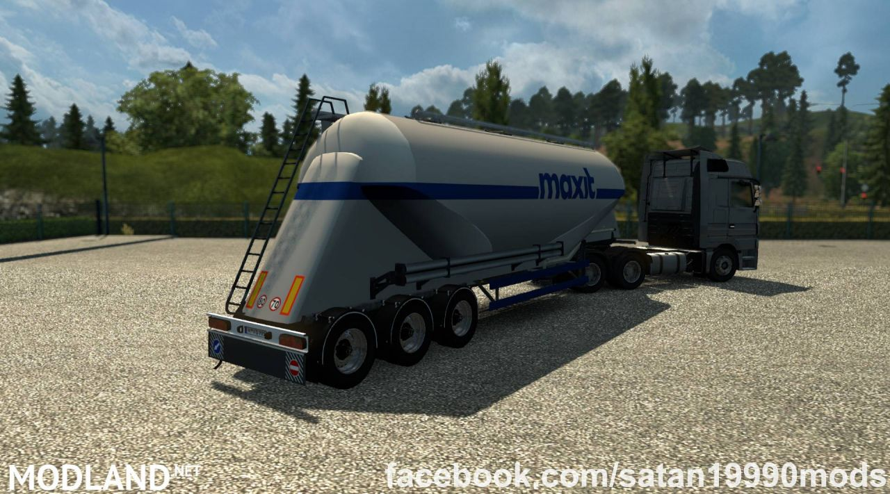 TMP - New cement cistern