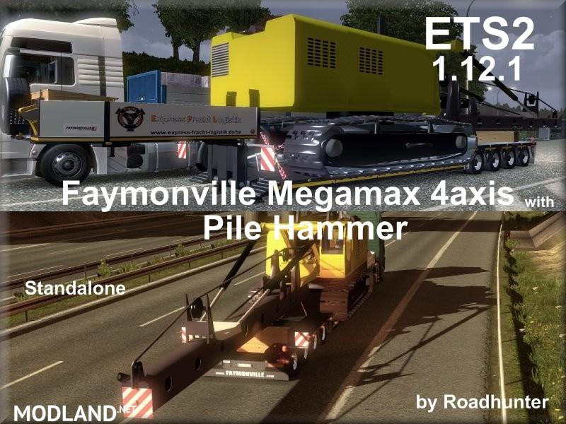 Faymonville Megamax 4axes