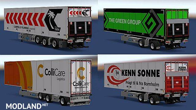 Rudis Skins for Kast Ekeri Semitrailers 1.2